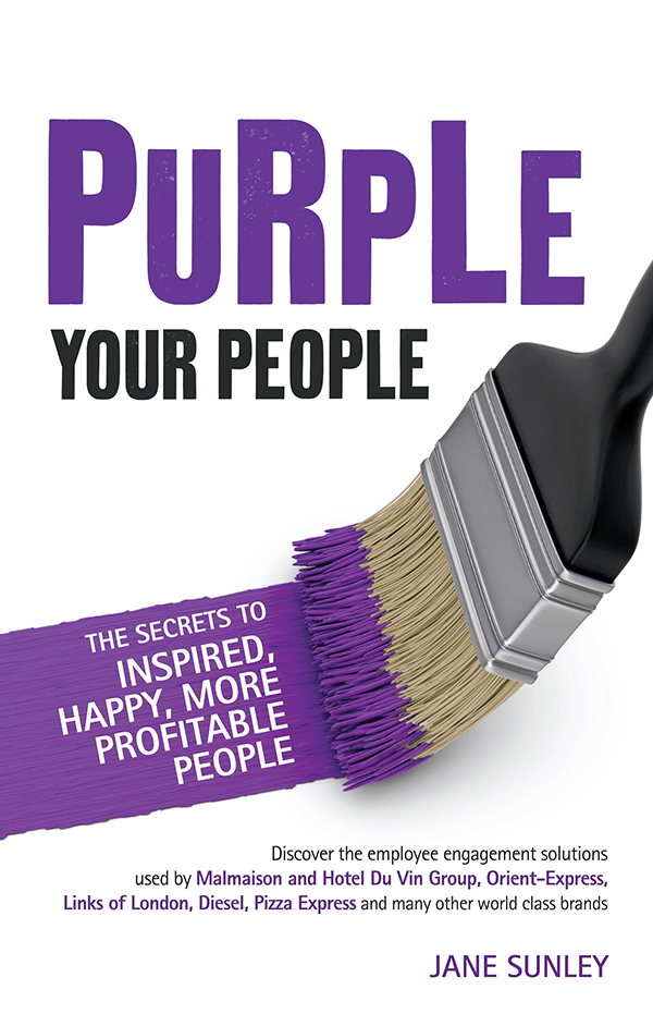 Purple Your People Book Cover